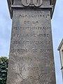Monument à la Révolution française (Serrières-de-Briord), inscription face.jpg