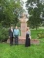 Monument to Salawat Yulayev, Paldiski 01.jpg