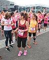 Mooie vriendschap tussen vrouwen Ladiesrun 2015.jpg