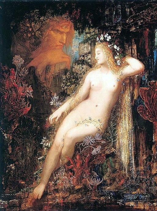 Moreau Galatée