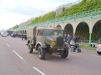 Morris C8 - Morris C8 GS utility vehicle