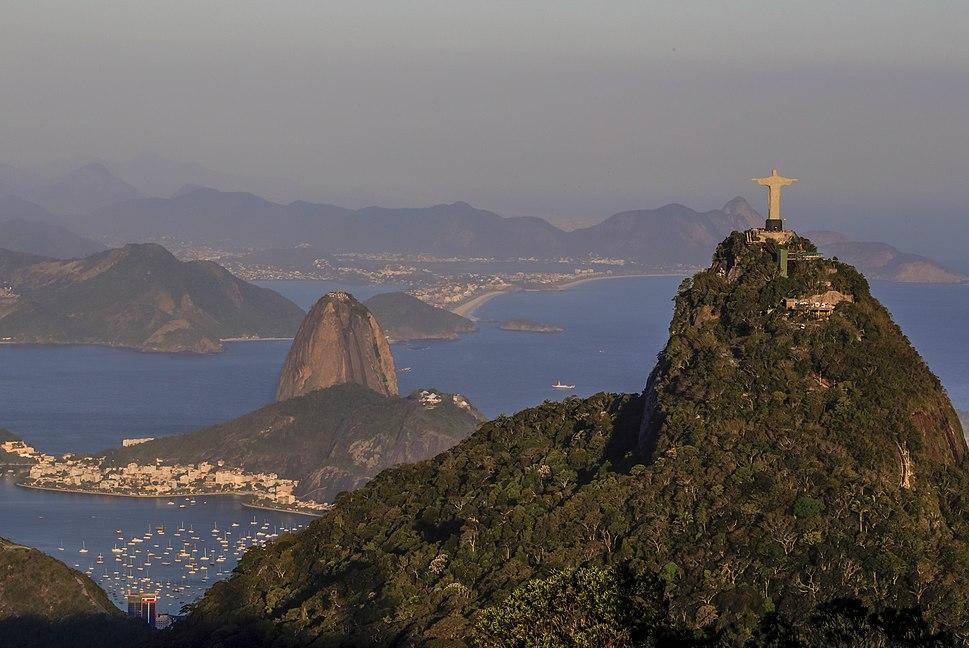 Morro do Corcovado