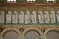Mosaic of Procession of Saints, Basilica of Sant'Apollinare Nuovo, Ravenna, Italy (6124819465).jpg