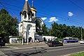 Moscow, Nakhimovsky Prospect 8 church (31341393371).jpg