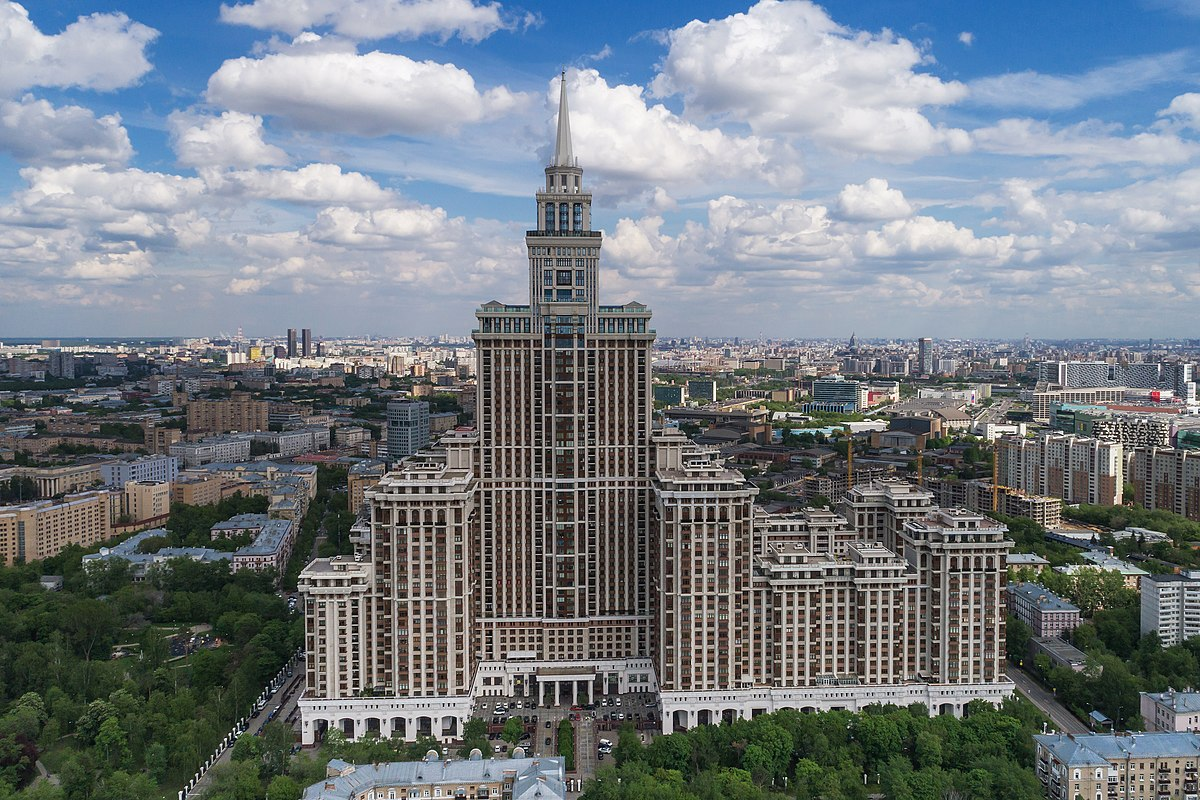 Triumph Palace, Moscow
