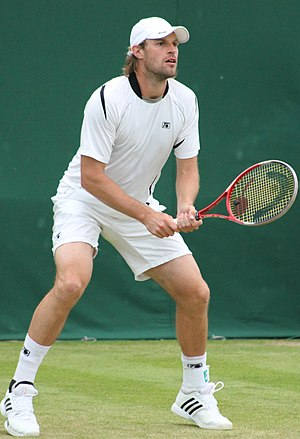 Frank Moser (tennis) - Frank Moser at the 2013 Wimbledon Championships