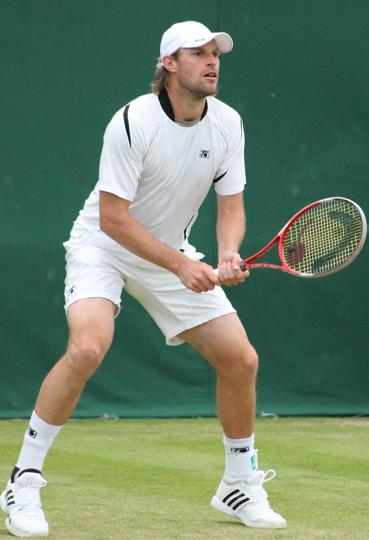 Australische Tennisspieler