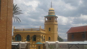 Islam in Madagascar - Antsirabe mosquée