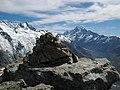 Mount Ollivier - vrchol - panoramio.jpg