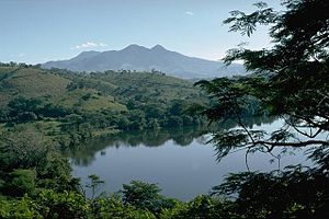 Spanish conquest of Guatemala - The Pacific slope of Jutiapa was the scene of a number of battles with the Xinca.