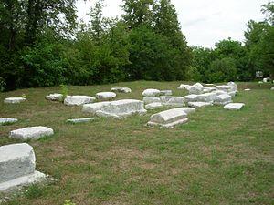 Mramorje (Perućac) - Mramorje stećak and tombstone necropolis