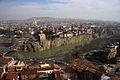 Mtkvari River in Tbilisi.jpg