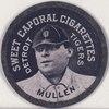 Mullin, Detroit Tigers, baseball card portrait LCCN2007683801.tif
