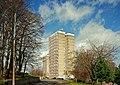 Multi-storey flats, Seymour Hill, Dunmurry (1) - geograph.org.uk - 1222162.jpg