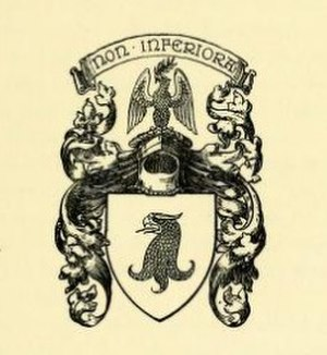 Munro of Auchinbowie - Coat of Arms of the Munro of Auchinbowie family