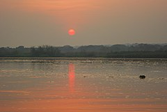 Murchison Falls sunset - by Michell Zappa.jpg