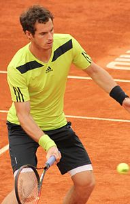 Andy Murray nel 2014