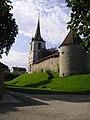 Murten, Deutsche Kirche mit Stadtgraben.jpg