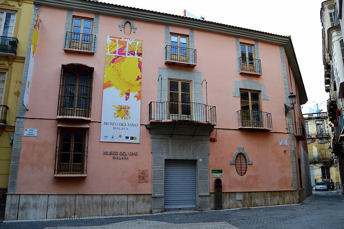 Museo Del Vino.Museo Del Vino Malaga Wikidata