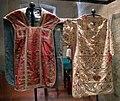 Museo del duomo di guardiagrele, pianete e tonacelle del xviii secolo 04.jpg