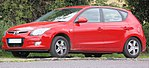 My New Car Hyundai i30 - August 2009 (3831038685) (cropped).jpg