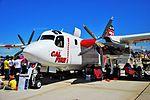 "N427DF Grumman Aeropace S-2T Airtanker 70 California Department of Forestry & Fire Protection (CDF) ""Ramona"" (15475604115).jpg"