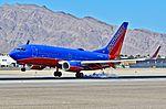 N750SA Southwest Airlines 1999 Boeing 737-7H4(WL) - cn 29802 - ln 366 (14536578431).jpg