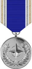 NATO Meritorious Service Medal, obverse.png