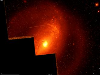NGC 3504 - NGC 3504