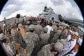 NJNG honored on Battleship New Jersey 120603-F-AL508-083.jpg