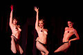 NOLA Burlesque Fest 2010 Three Dancers.jpg