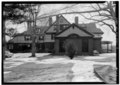 NORTH ELEVATION - Sagamore Hill, Oyster Bay, Nassau County, NY HABS NY,30-OYSTB,2-6.tif