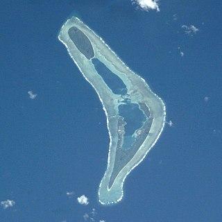 Nanumea Atoll in Tuvalu