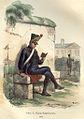Napoleonic Student by Bellange.jpg