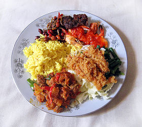 Image illustrative de l'article Nasi kuning