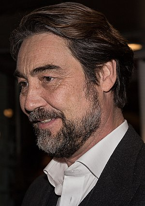 Nathaniel Parker - Parker at the 2015 Whatsonstage.com Awards