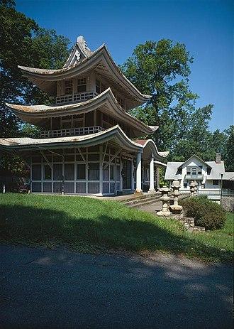 National Park Seminary - Image: National Park Seminary 01