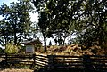 Native Plant Garden and rustic rail fence. READ INFO IN PANORAMIO-COMMENTS - panoramio.jpg