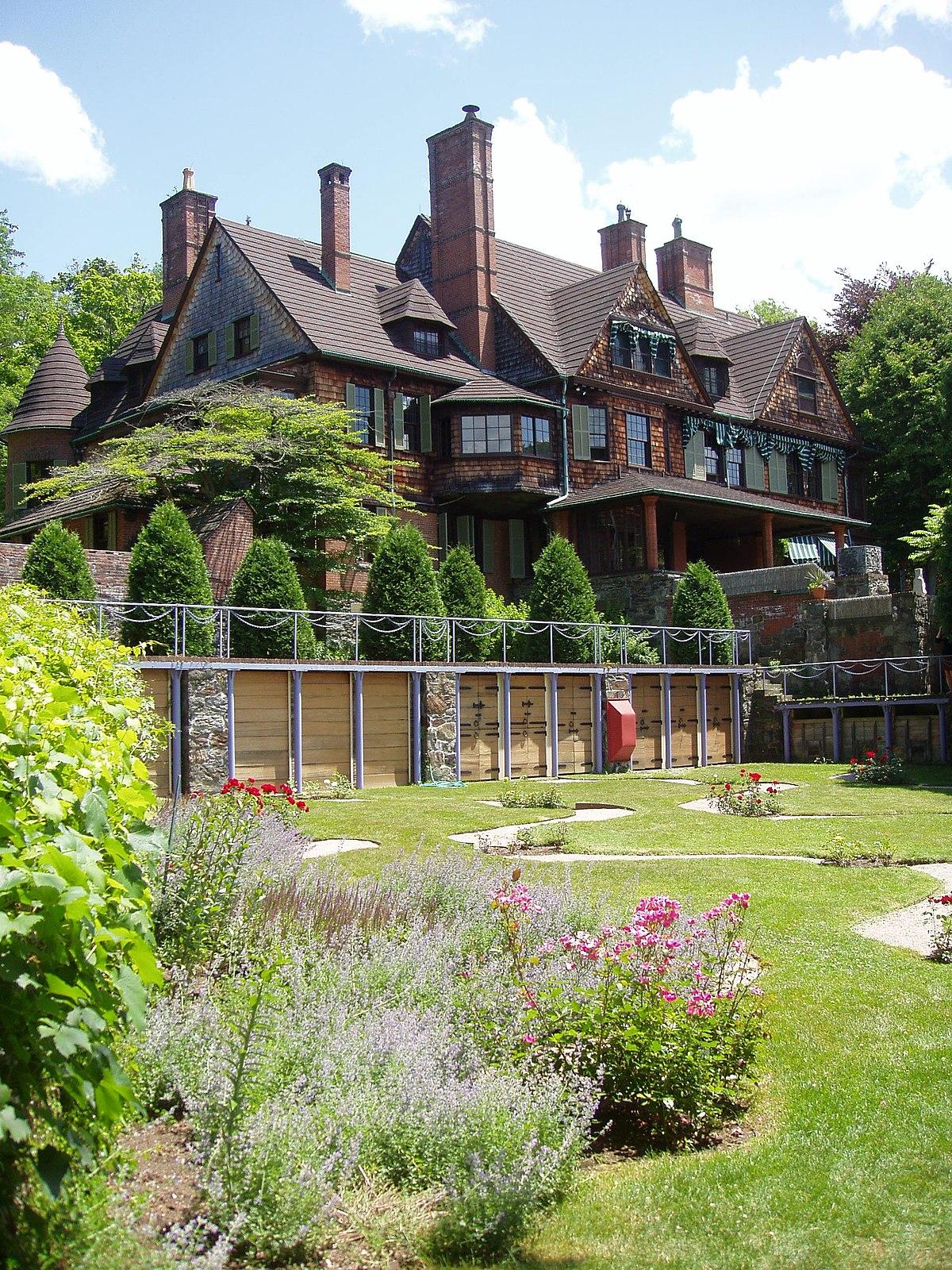 naumkeag wikipedia - Houses Garden