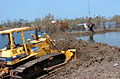 Naval Mobile Construction Battalion Four Zero - Komatsu bulldozer.jpg