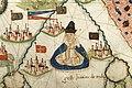 Navigational Map of Europe - Jacobo Russo - 1885P1759 - detail 11.jpg