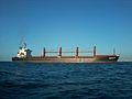 Navire BRIDGEGATE en mer au large de casablanca.jpg