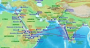Adal Kingdom - Image: Near East india 3