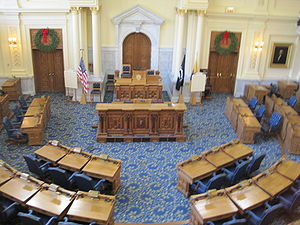 New Jersey General Assembly - Image: New Jersey General Assembly floor