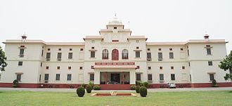 Amarinder Singh - Residence of Amarinder Singh, New Moti Bagh Palace, Patiala.