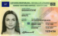 New lithuanian ID card (2021) (front).png