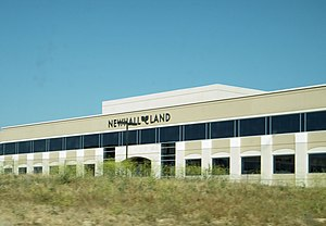 Newhall Land and Farming Company - Newhall Land headquarters in Valencia