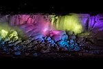 Niagara Falls Lights and Snow - panoramio.jpg