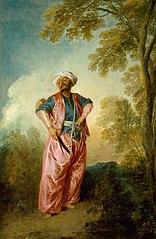 The Amorous Turk