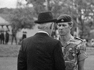 History of the Rhodesian Light Infantry (1972–77)